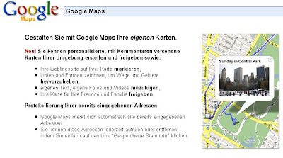 eigene karte in google maps erstellen