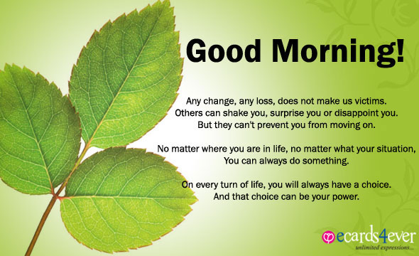 Good Morning Quotes For Someone Special: Anoooo' S: November 2009