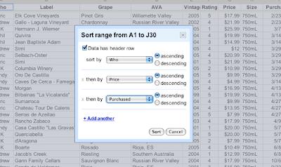 Google spreadsheet formulas not working