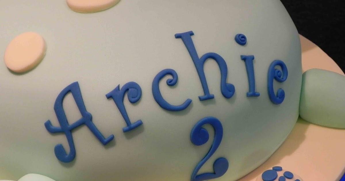 Birthday Cake Warwick