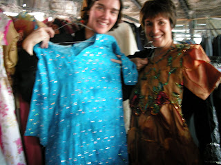 The Allens in Saudi Arabia: Second Hand Souk & Fairy Tale day