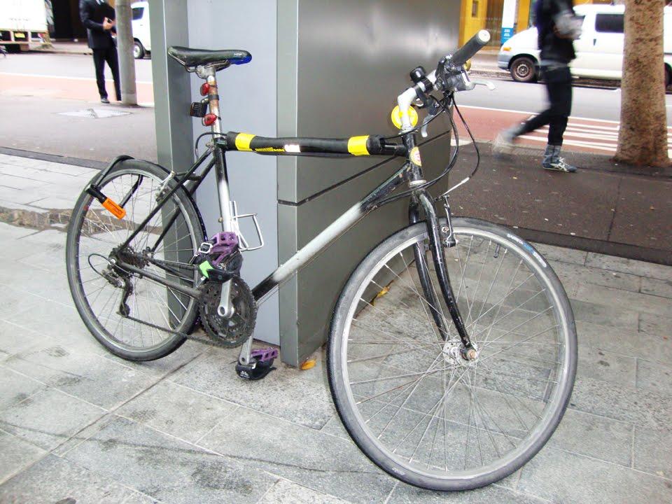 sydney bike messenger - photo#33