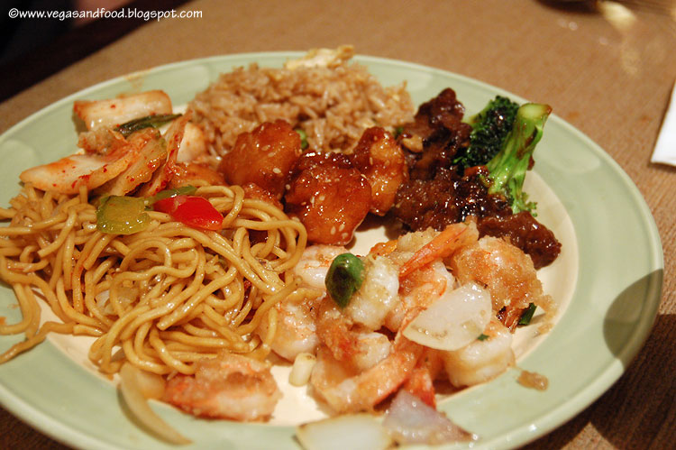Green Valley Ranch Chinese Food