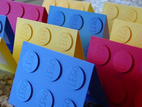 Lego Birthday Party Invitations You Can Make Datfeata Blog Title