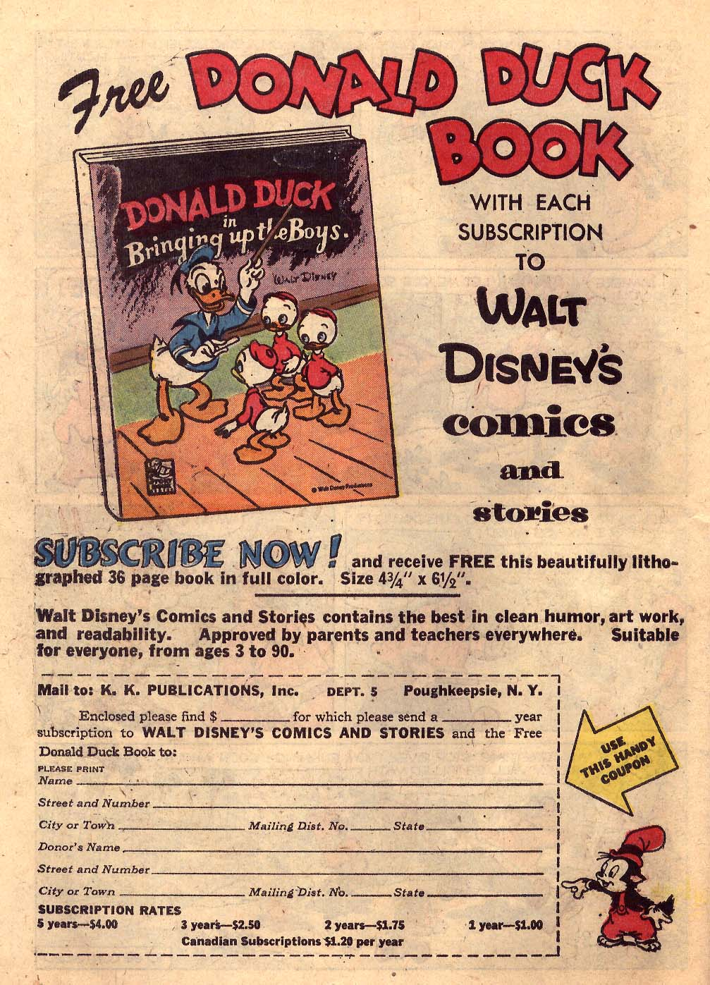 Walt Disney's Comics and Stories issue 224 - Page 34