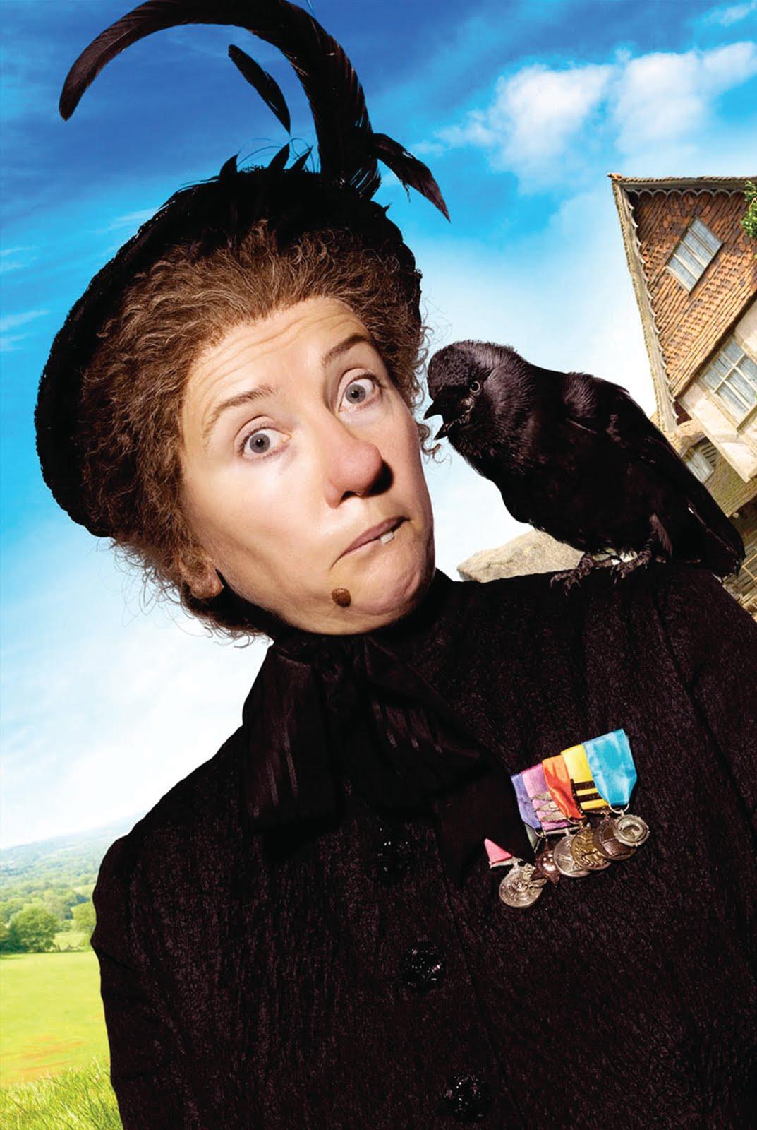 Movie And Art Reviews Nanny Mcphee Returns
