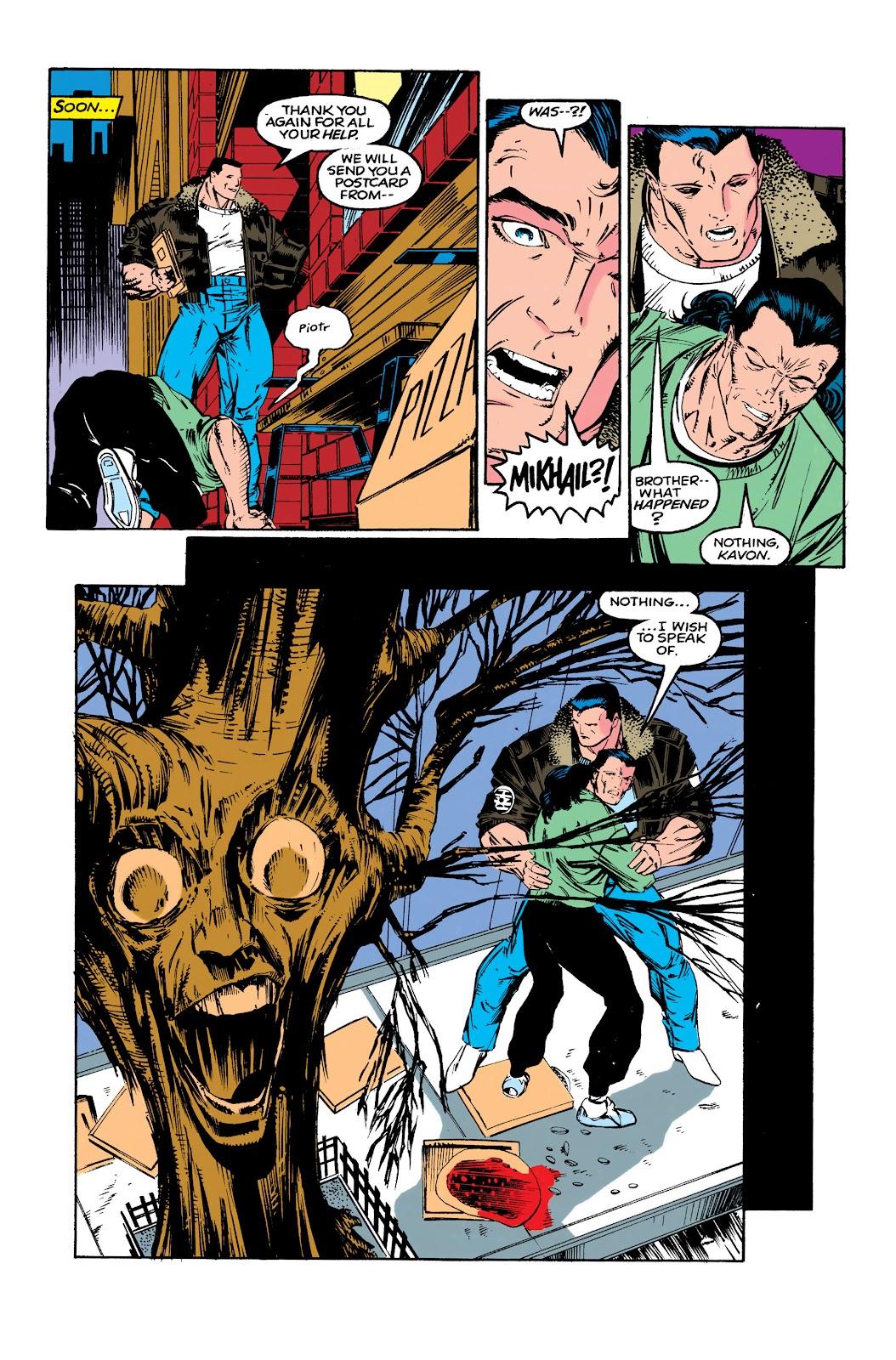 Uncanny X-Men (1963) issue 290 - Page 6