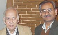 محمد حمید شاہد، ضیا جالندھری