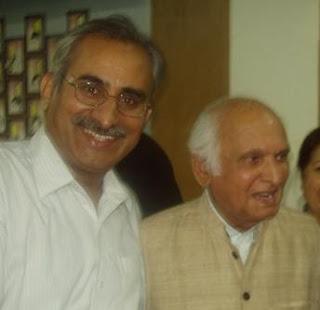 M Hameed Shahid, Intezar Hussain