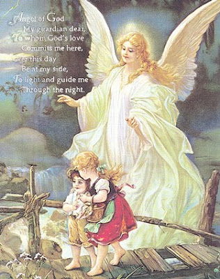 Lord, Make Me a Saint: Guardian Angels