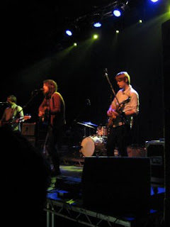 Fleet Foxes in Nottingham Nov 2 2008