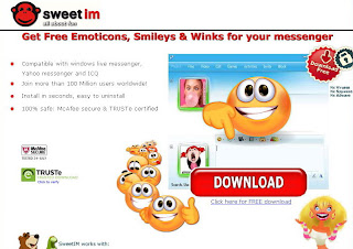 emoticones sweetim