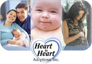 Heart to Heart Adoption Agency Banner