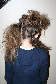 Crazy Hair Day 4