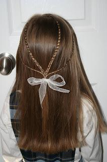Tween Bohemian Braids #4