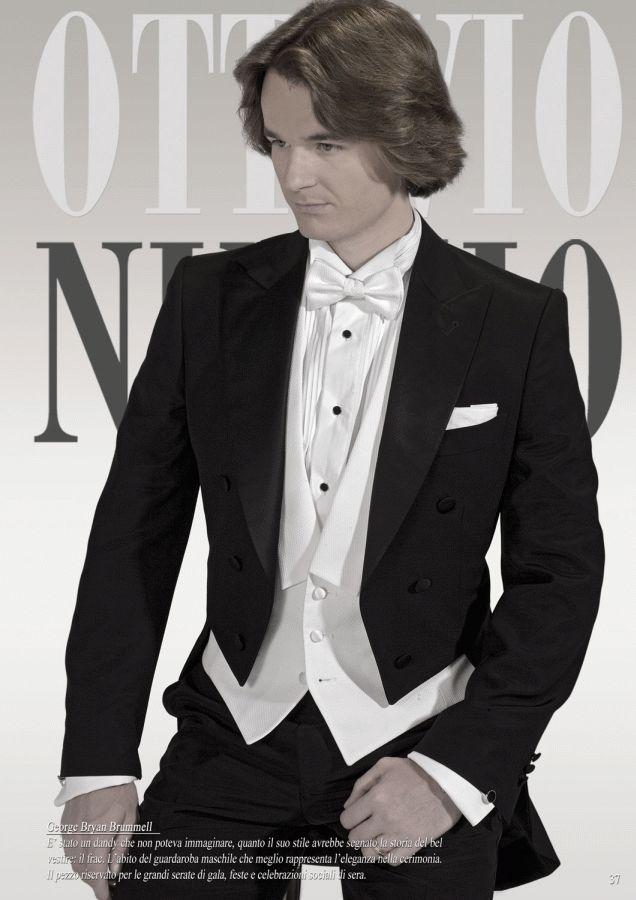 a7fdc504d65a Trajes de novio Ottavio Nuccio Gala  2009