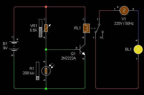 Belajar Teknik Elektro Robotika Pemrograman Teknologi Dan Sastra Membuat Lampu Taman Otomatis