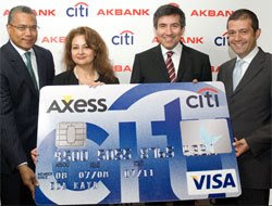 Yepyeni Bir Kredi Karti; Citi Axess