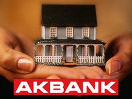 Akbank Konut Kredisi Faizini 0,99'a Indirdi