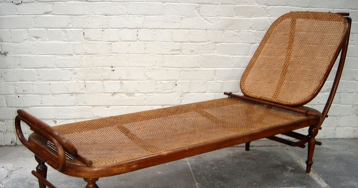 Portobello Antiques Thonet Daybed Ca 1885
