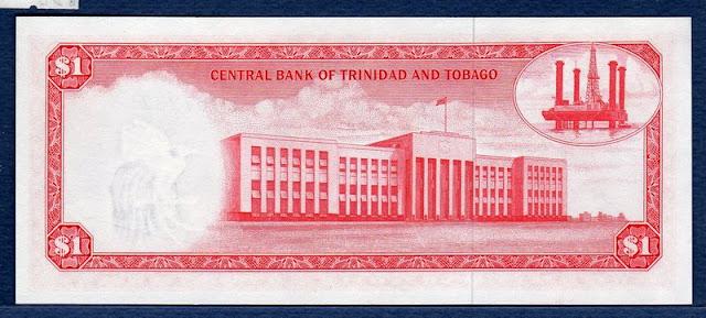 Trinidad and Tobago Currency 1 Dollar