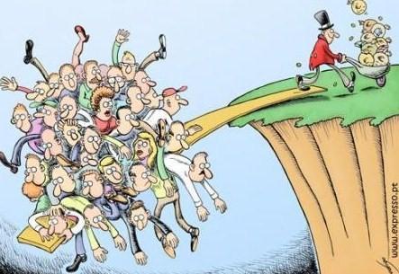 The Rich Get Richer...