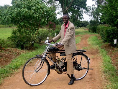 Ride the Machine: On the road with AfriGadget