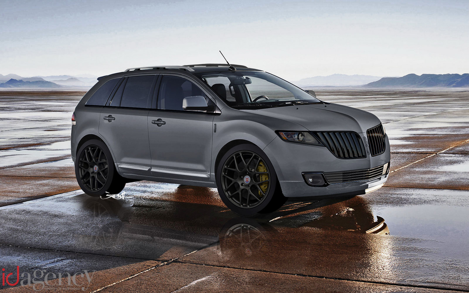 2011 Customized Ford Explorer Edge Taurus Fusions