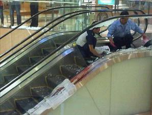 """Tertangkap CCTV """"Seorang Gadis Bunuh Diri Di Grand Indonesia"""""""