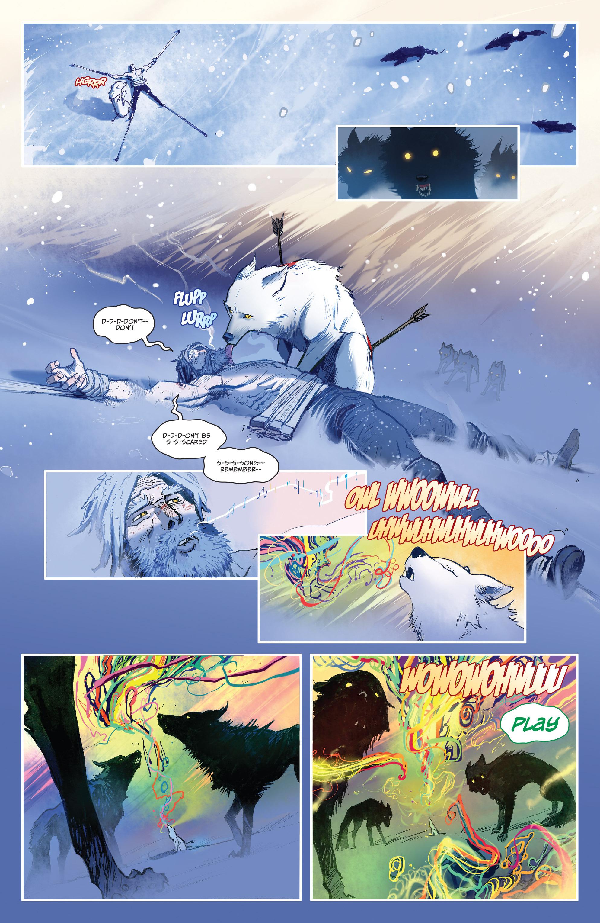 Read online Klaus comic -  Issue #6 - 21