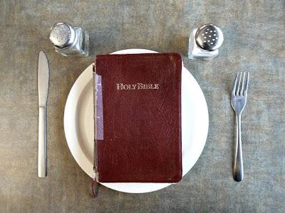 BÍBLIA REFEIÇÃO