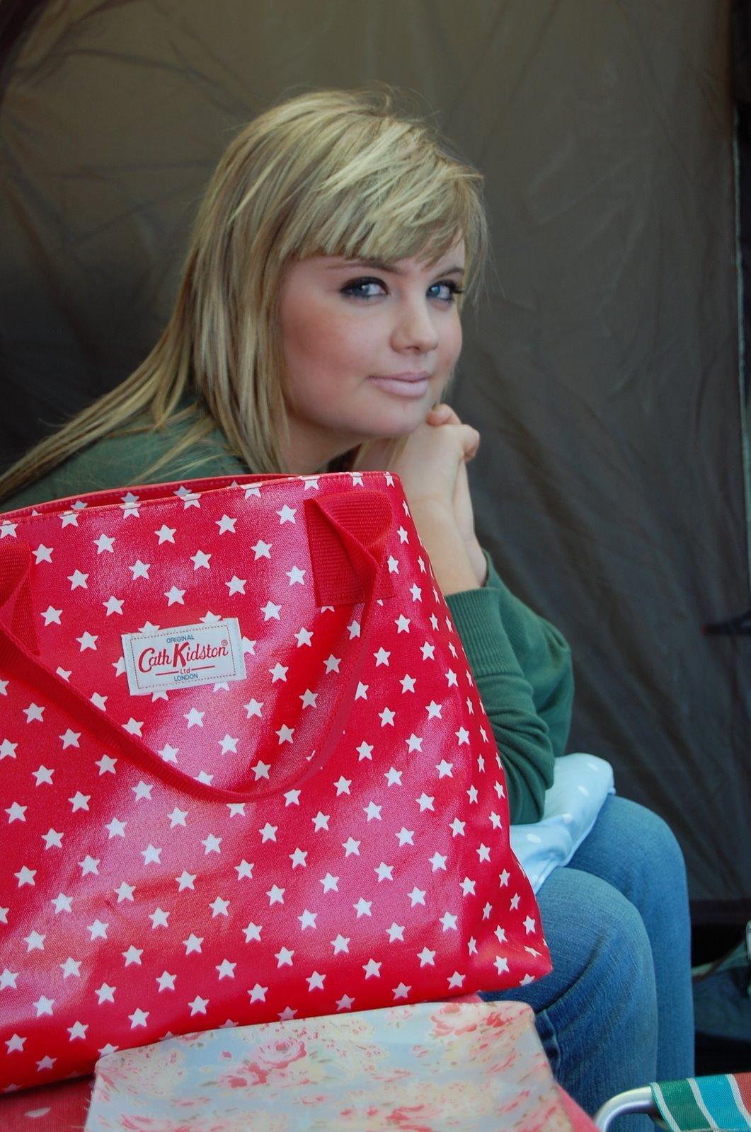 Cath Kidston star bag