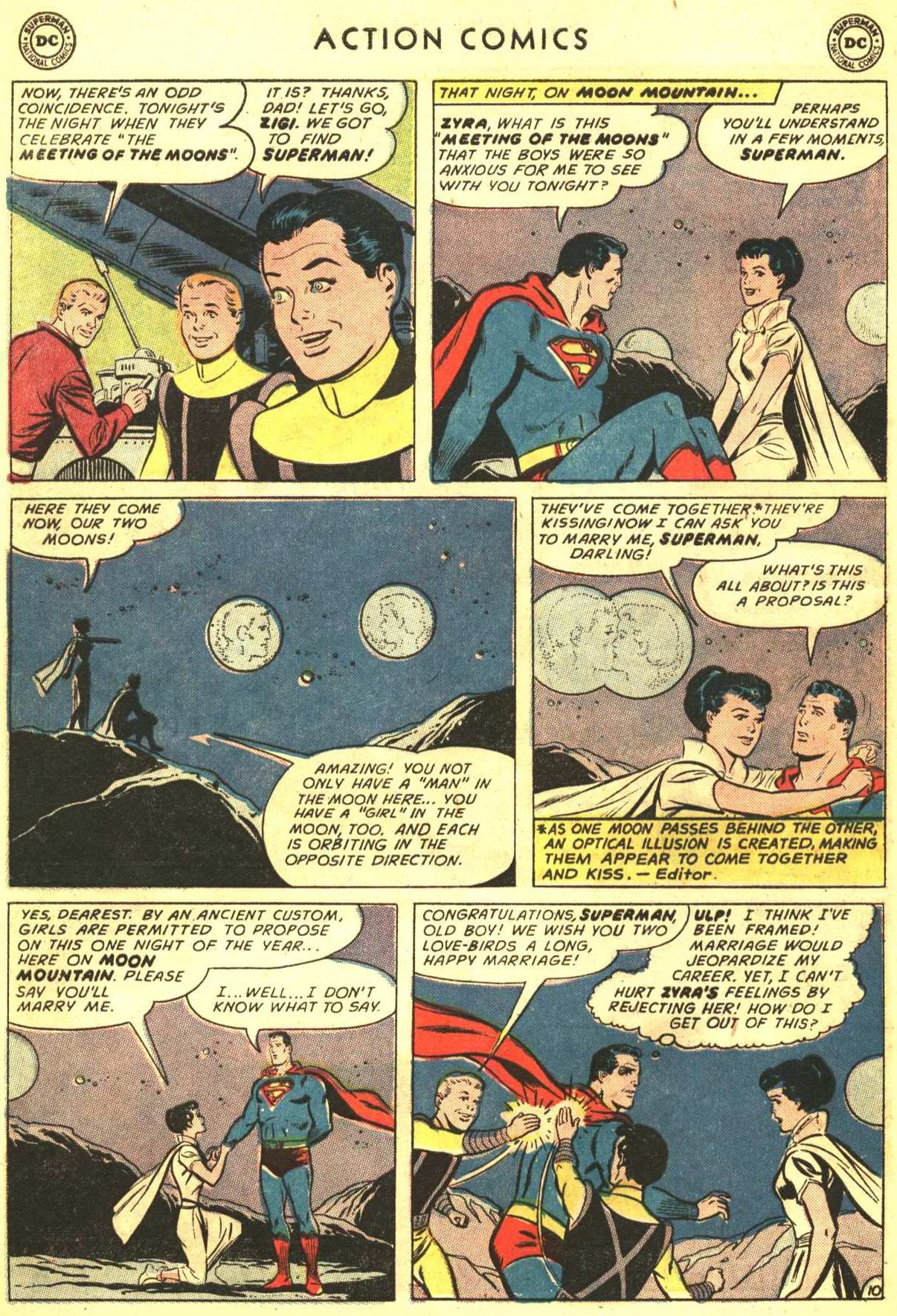 Read online Action Comics (1938) comic -  Issue #316 - 13