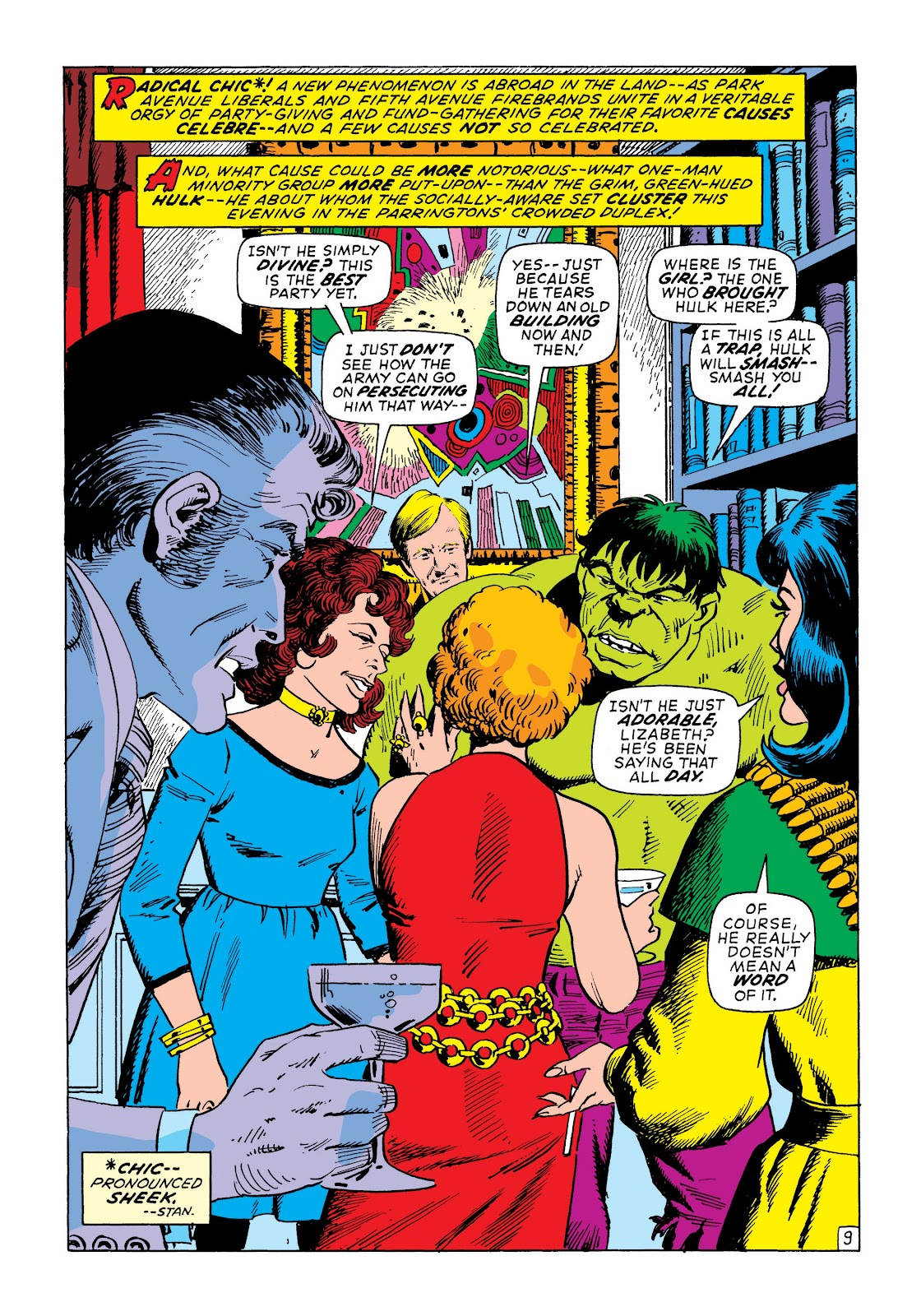Read online Marvel Masterworks: The Incredible Hulk comic -  Issue # TPB 7 (Part 2) - 76