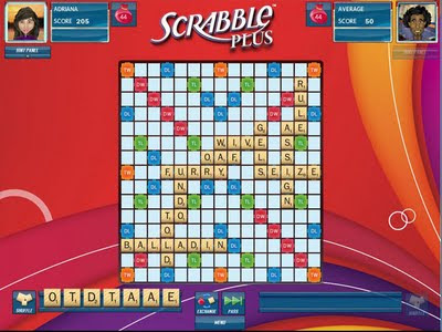 As well as the classic Scrabble game mode, you can also play 3 new