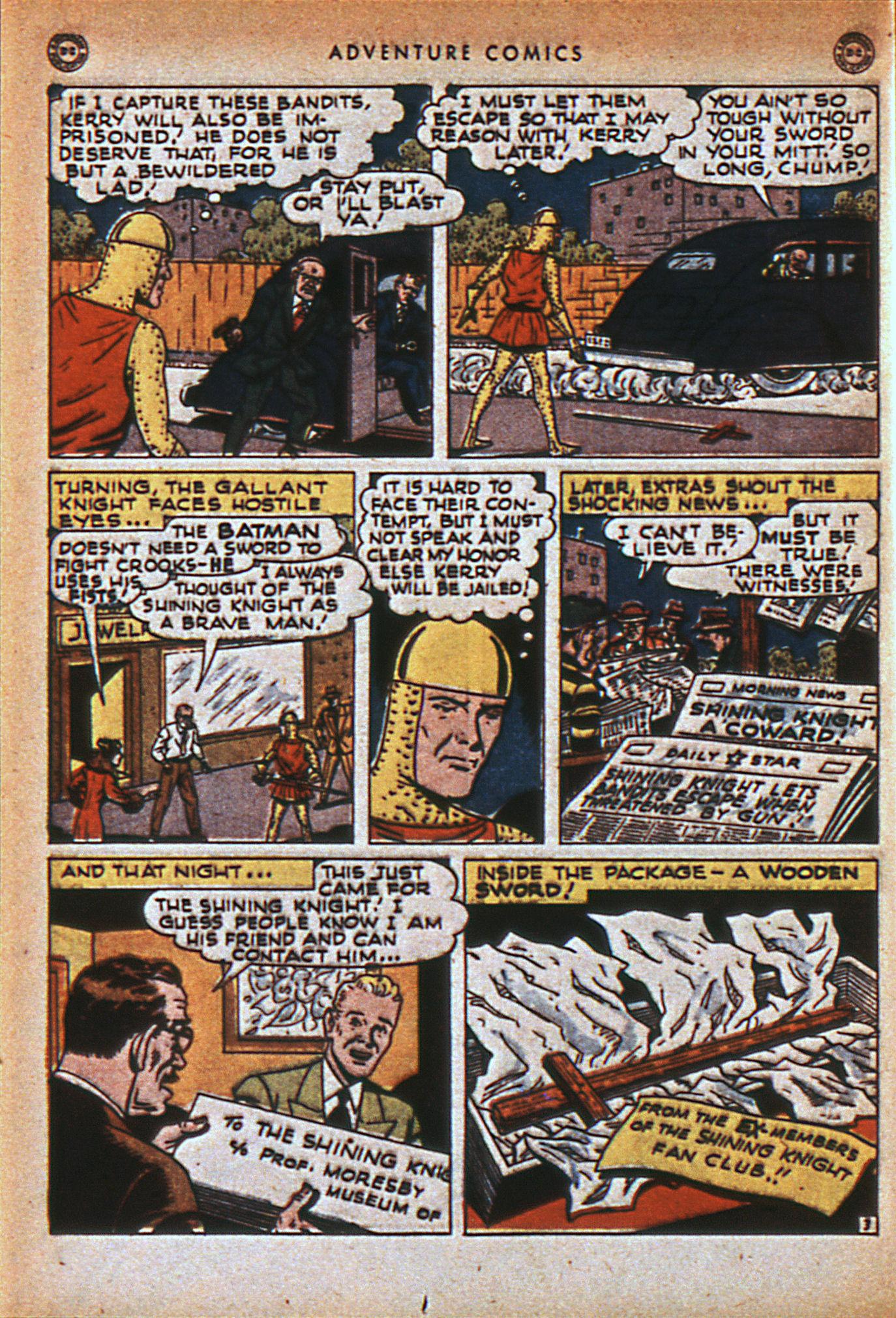 Read online Adventure Comics (1938) comic -  Issue #116 - 25