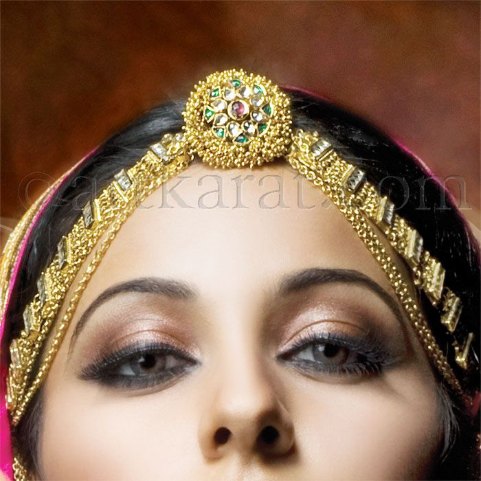 Indian Hair Jewellery For Women Jewellery India