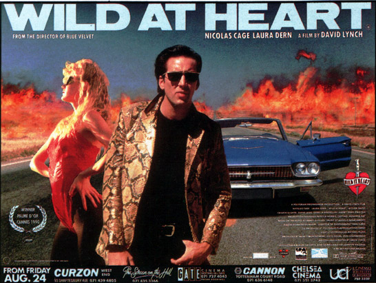 35 years of david lynch wild at heart 1990. Black Bedroom Furniture Sets. Home Design Ideas