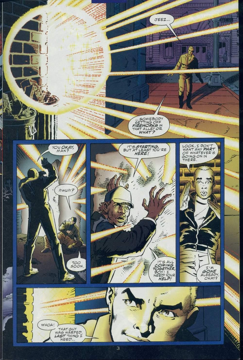 Read online DC Versus Marvel Comics comic -  Issue #1 - 5