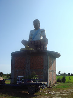 A memory of a recent trip to Siam Reep, Cambodia