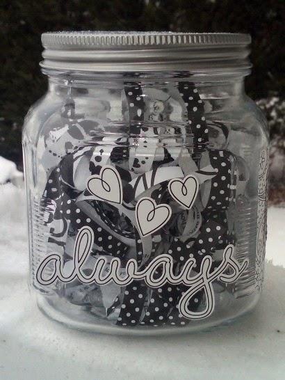 Bella Caiden Love Jar