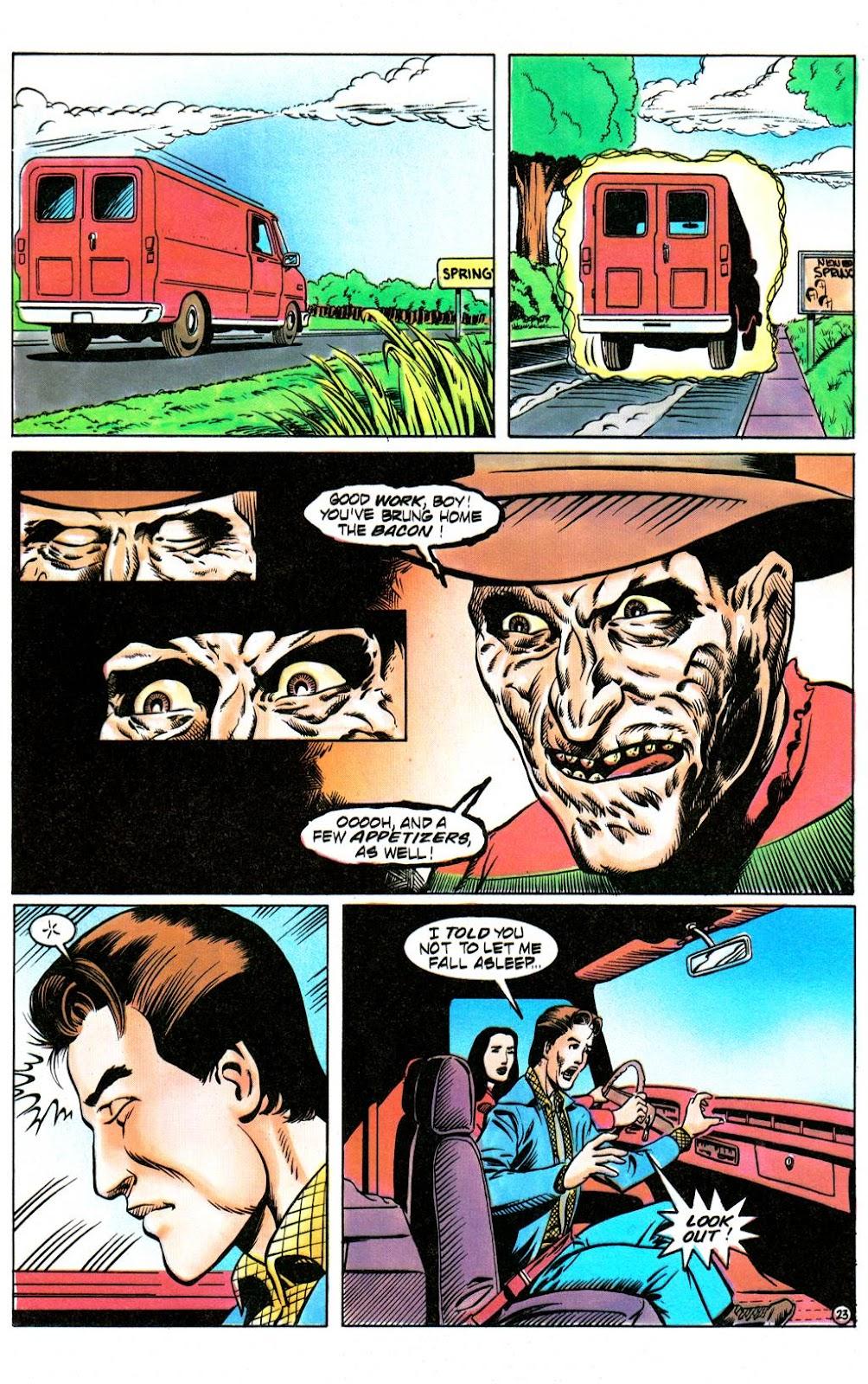 Read online Freddy's Dead: The Final Nightmare comic -  Issue #1 - 27