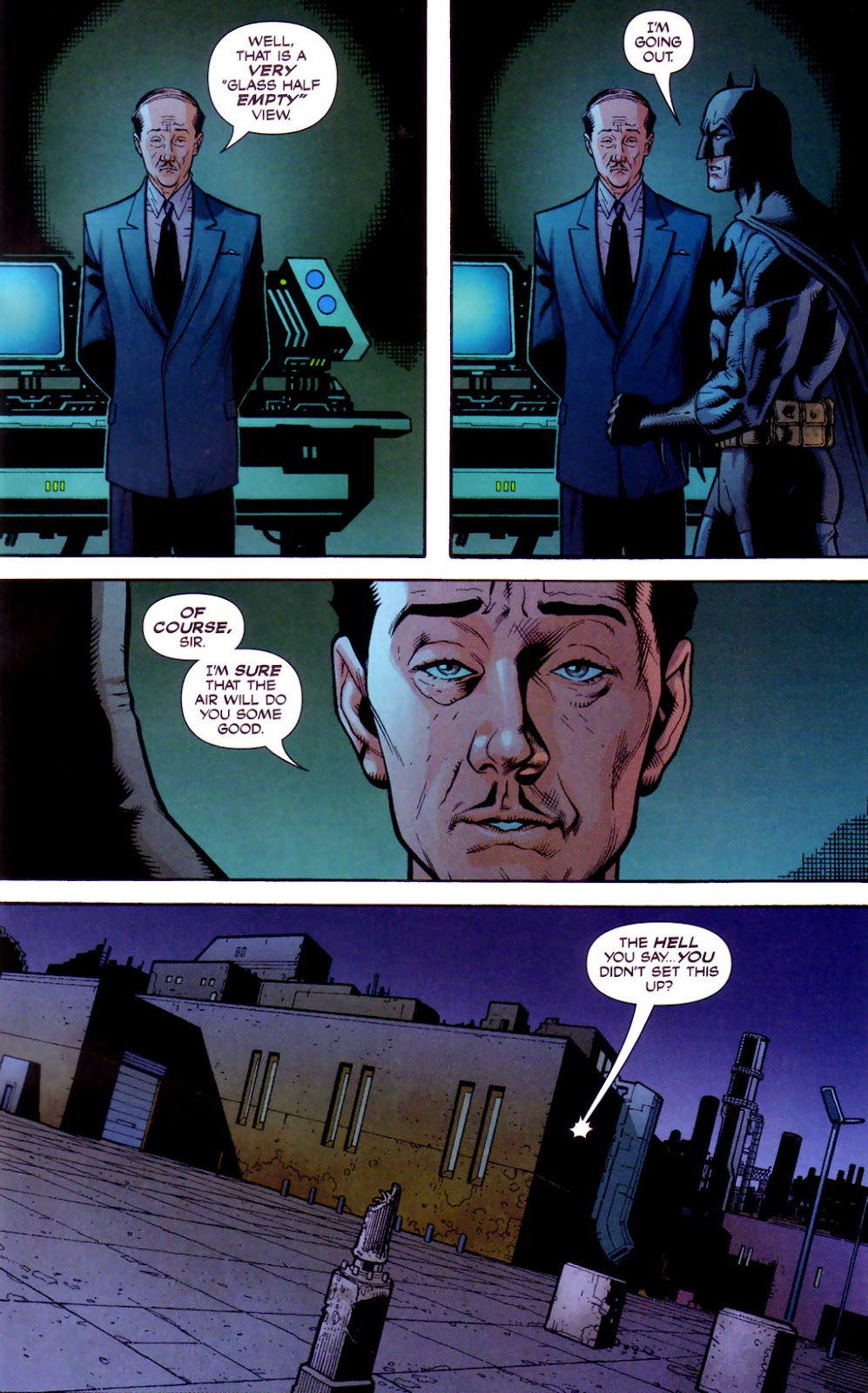 Batman: Under The Hood issue 1 - Page 15