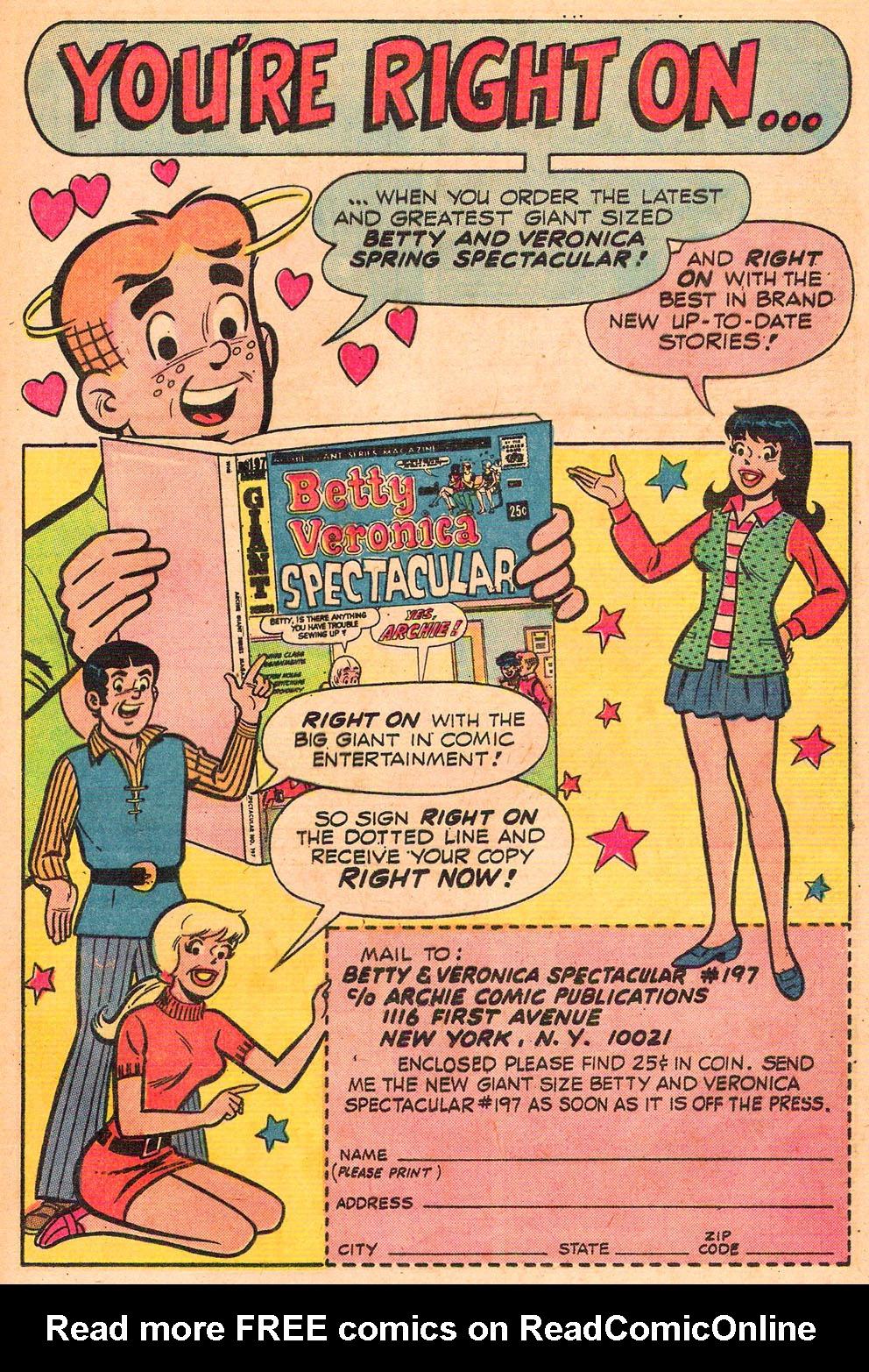 Read online She's Josie comic -  Issue #61 - 37