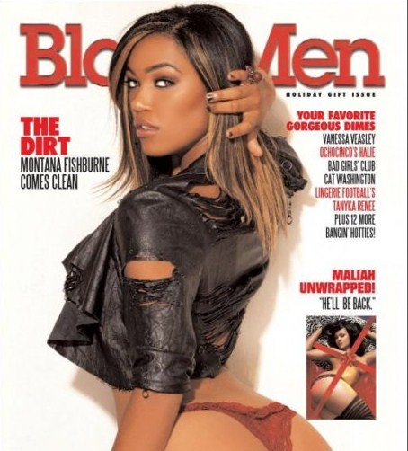 List of black porn actresses
