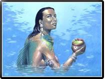 Leyenda o Mito La Madre de Agua