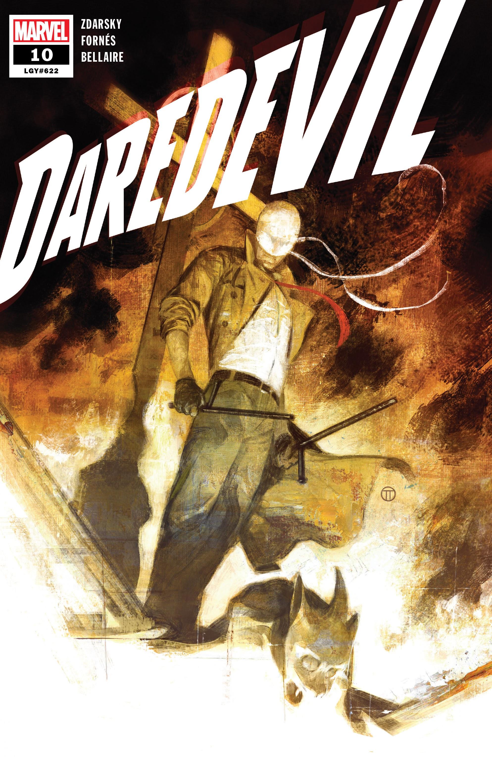 Daredevil (2019) 10 Page 1