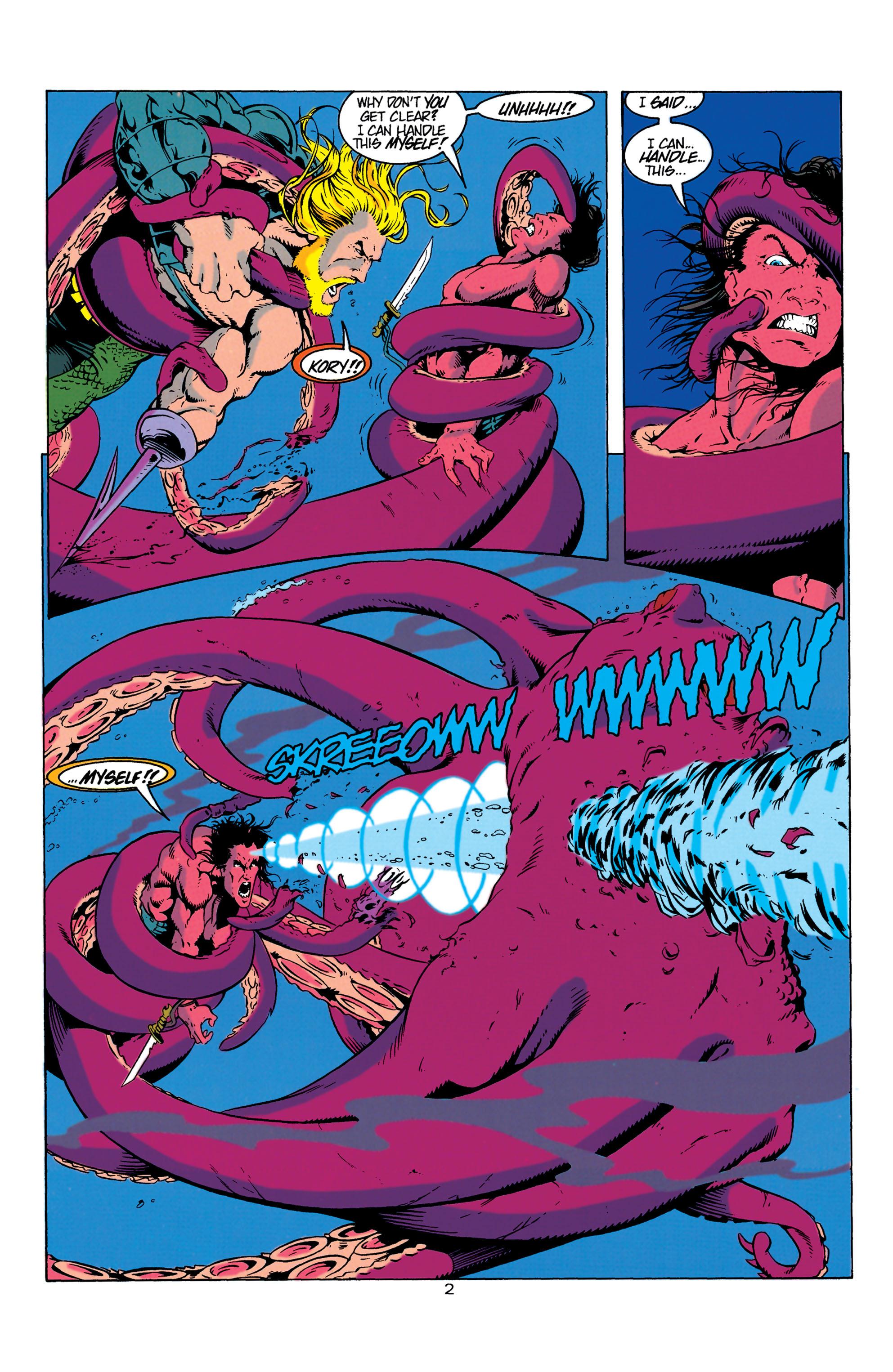 Read online Aquaman (1994) comic -  Issue #6 - 3