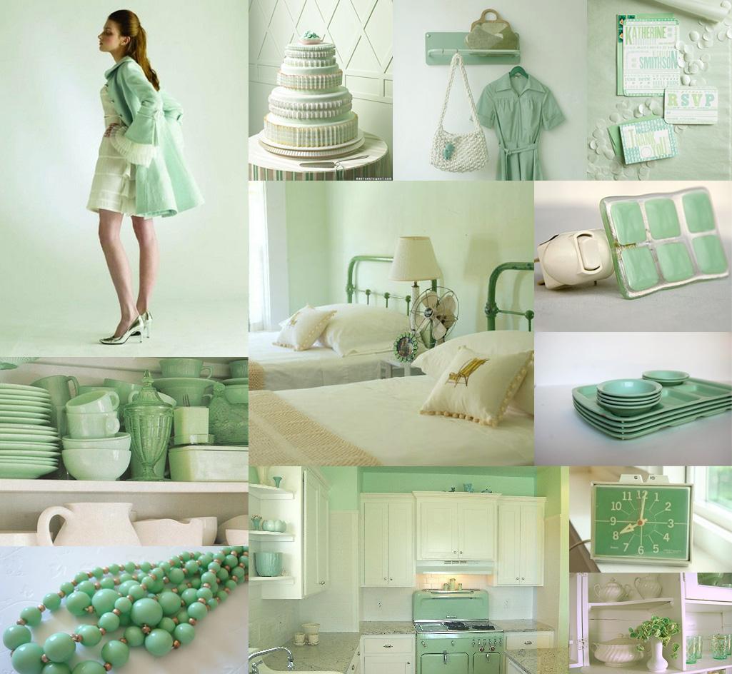 Mint Green Wedding Decoration Ideas: Wedding Colors: Cream, White, Mint, Navy, Peach