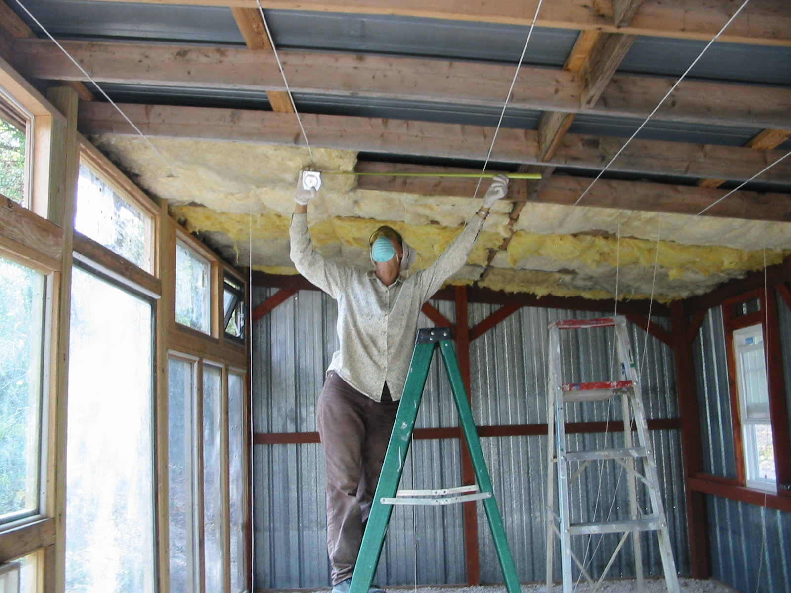 How To Put Up Insulation Tcworks Org